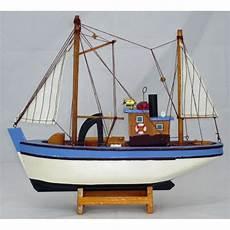 maquette bateau bois pas cher maquette chalutier de p 234 che achat vente d 233 coration