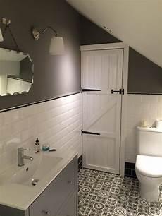 Ensuite Bathroom Ideas 2019 by My Ensuite Bathroom Walls Painted In Farrow Moles