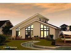 Bungalow Modern Satteldach - chalet 132 einfamilienhaus bau braune inh sven