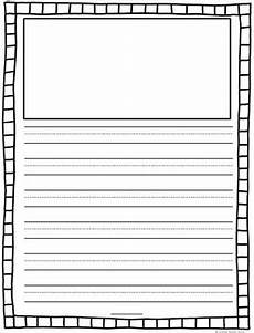 Writing Paper Templates For Writing Centers And Booklets Tpt