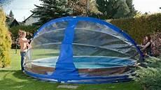 abri de piscine gonflable abri piscine intex