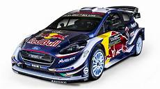The Race Car Ford Rs Wrc Which In A