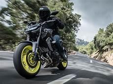 Essai Yamaha Mt 09 2017 Route