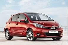 toyota yaris 2011 2014 used car review car review