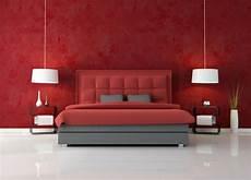schlafzimmer ideen rot rote wand 50 ideen mit wandfarbe rot archzine net