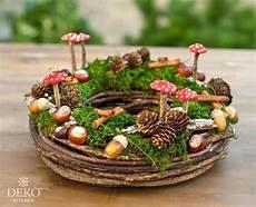 Herbstdeko Aus Naturmaterialien - gartendeko herbst diy und kreative gartengestaltung