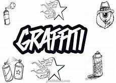 Coole Ausmalbilder 11 Coole Graffiti Ausmalbilder Zum Ausdrucken Kostenlos