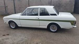 1969 FORD CORTINA LOTUS MK2 REPLICA  JUST BEAUTIFUL