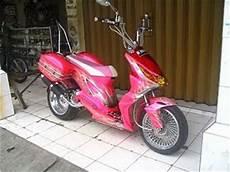 Beat Modif Touring by Modif Matic Honda Beat Chopper Touring Style Modifikasi