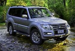 2018 Mitsubishi Pajero Gallery  New Cars Review And Photos