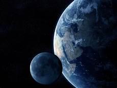 Gambar Bulan Dan Bumi Yang Menakjubkan