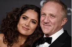 Salma Hayek Husband Salma Hayek Refuses To Reveal How She Met Her Husband