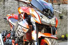 Z250 Modif by Kawasaki Z250 Modifikasi Z800 Thecitycyclist