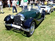 1952 Morgan Plus 4 Flat Radiator  TotallyCARSclub