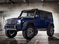 the reved mercedes g wagen is road luxury at