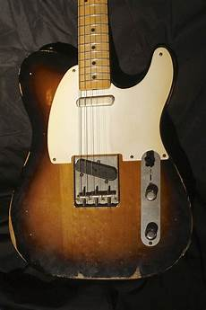 Fender Road Worn 50s Telecaster With Treatment By Andy