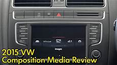 volkswagen composition media system review