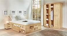 Jugendzimmer Mit Viel Stauraum - schubkasten doppelbett mit viel stauraum bett oslo