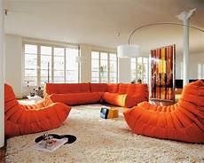 Ligne Roset Togo Farben - 10 refreshingly colorful rooms inspired by method design