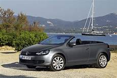 Vw Golf 6 Cabrio Ein Cabriolet Vw Mit Stoffdach So