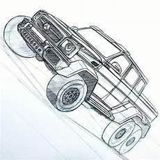 Malvorlagen Lkw Mercedes Mercedes G63 Amg 6x6 Concept Sketch By Baaam7991
