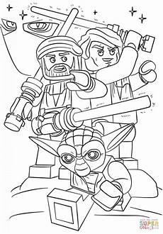 Lego Wars Malvorlagen Free Lego Wars Clone Wars Coloring Page Free Printable