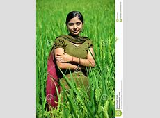 Girl In Fields Stock Photos   Image: 21423293