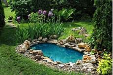 Kleinen Teich Bauen - teich anlegen gartenteich anlegen anleitung teich bauen