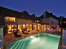 maison en bois de luxe promotion 6 13 juillet cottage de luxe 5 piscine