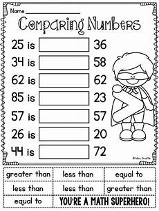 counting and ordering numbers worksheets 8009 grade math unit 11 comparing numbers skip counting and number order grade