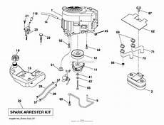 husqvarna yth24v48ls 96043011603 2011 08 parts diagram for engine