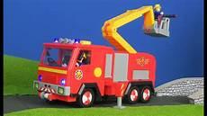 Malvorlage Feuerwehrmann Sam Jupiter Feuerwehrmann Sam Unboxing Feuerwehrauto Deluxe Jupiter