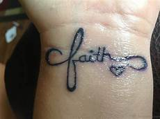 68 latest faith tattoos for wrist