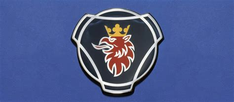 The Griffin Reappears In Scania's Logo