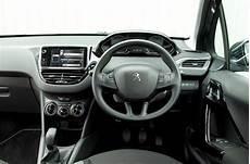 Peugeot 208 Interior Autocar