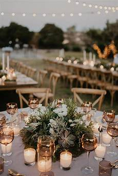 how to decorate style your wedding venue wedinspire