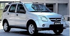 Suzuki Ignis 2003 2007 Motoren Varianten News Und Fotos