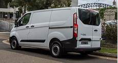 ford transit custom cer sydney to melbourne road trip load lugging in the 2016