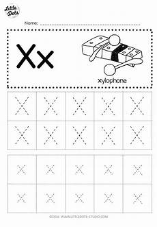 letter x traceable worksheets 24337 free letter x tracing worksheets