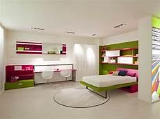 Zimmer Ideen - bunte zimmer einrichtung f 252 r m 228 dchen jugendzimmer