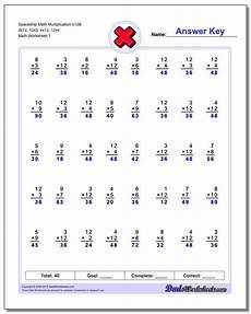 multiplication worksheets 15542 extended spaceship math