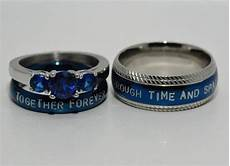 doctor who inspired 3 piece wedding sethand by