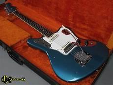 1966 Fender Jaguar Lake Placid Blue Vi66fejaglpb 137750