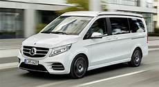mercedes v class marco polo horizon to debut in