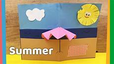 diy summer crafts cozy theme decoration for