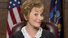 judge judy has a new look featuring a ponytail hairdo and