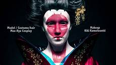 Ghost In The Shell Robot Geisha Photoshoot