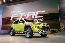 Toyota FT AC Off Road Concept Debuts At 2017 LA Auto Show