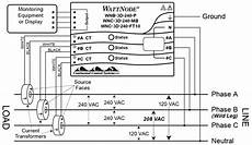 Four Wire Delta Circuits Continental Systems Llc