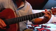 comment jouer de la guitare comment jouer quot nathalie quot de gilbert becaud 224 la guitare